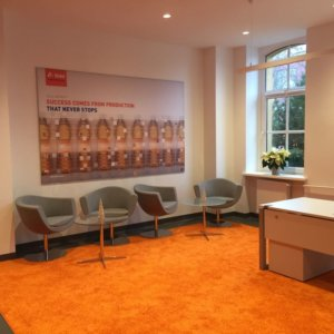 Sidel_Polish Office_reception area