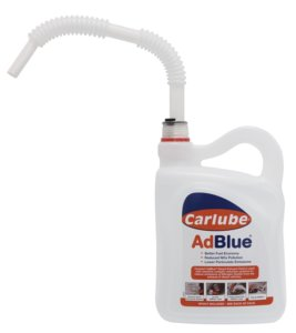 rpc2017.007 Promens Carlube Adblue container with spout attached